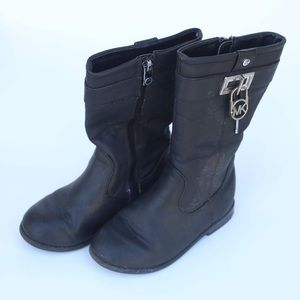 Michael Kors Boots with Charms